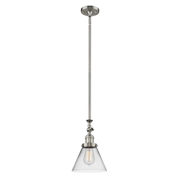 Innovations Lighting Heavy Swivel Glass Mini Pendant