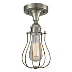 Innovations Lighting Metal Semi-Flush