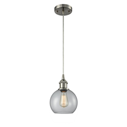 Innovations Lighting Glass Cord Pendant