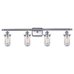 Innovations Lighting Glass Vanity Light