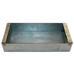 Die Cast Wet Location Back Box Compatible With The Er7108.