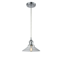 1 Light Vintage Dimmable Led Mini Pendant