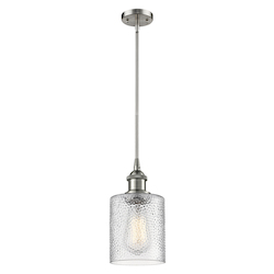 1 Light Vintage Dimmable Led Pendant
