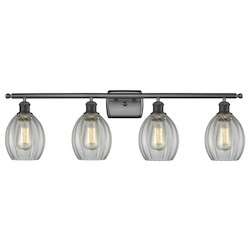 4 Light Vintage Dimmable Led Bathroom Fixture