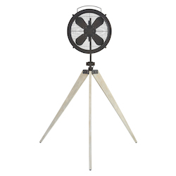Quorum 35154-86 Mariana Floor Fan - Ob