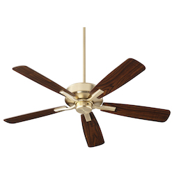 Quorum 42525-80 Villa 52In. Fan - Agb