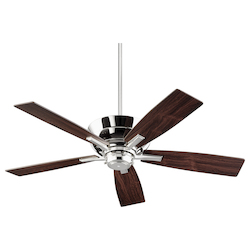 Quorum 94525-62 Mercer 52In. 5Bl Fan - Pn