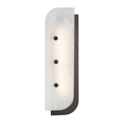 Yin & Yang Large Led Wall Sconce