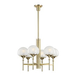 Salem 6 Light Chandelier