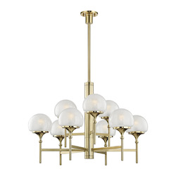 Salem 9 Light Chandelier