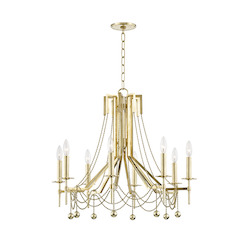 Zariah 8 Light Chandelier