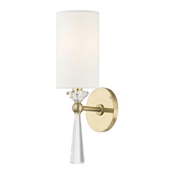 Birch 1 Light Wall Sconce