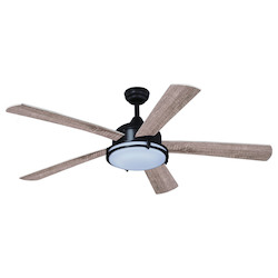 Vaxcel International Tali Ii 52In. Ceiling Fan