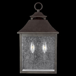 2 - Light Pocket Wall Lantern
