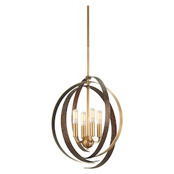Minka-Lavery 6 Light Pendant