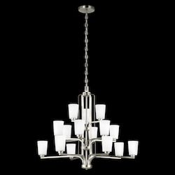 Sea Gull Fifteen Light Chandelier