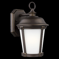 Sea Gull Medium One Light Outdoor Wall Lantern