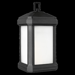 Sea Gull Large One Light Outdoor Wall Lantern
