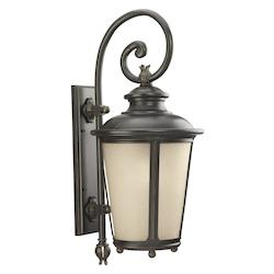 Sea Gull Extra Large Led Outdoor Wall Lantern