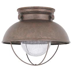 Sea Gull Led Outdoor Ceiling Flush Mount