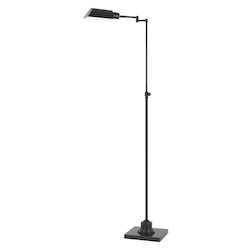 10W Integrated Led Adjustable Pharmacy Floor Lamp