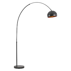 100W Ragusa Metal Floor Lamp
