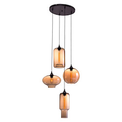 Zuo Modern Lambie 98425 Ceiling Lamp