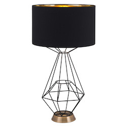 Zuo Modern Delancey 56086 Table Lamps
