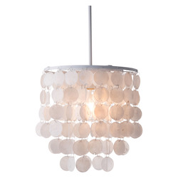 Zuo Modern Shell 56021 Ceiling Lamp