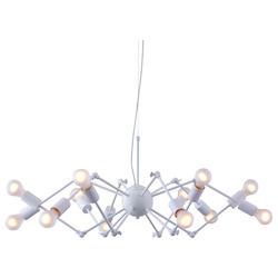 Zuo Modern Sleet 50142 Ceiling Lamp