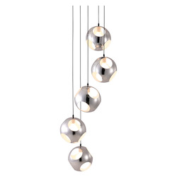Zuo Modern Meteor Shower 50102 Ceiling Lamp