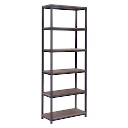 Zuo Modern Mission Tall 6 Level Shelf