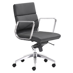 ZUO Modern 205895 Zuo Modern Engineer Low Back Office Chair