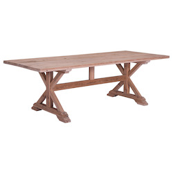Zuo Modern Alliance Dining Table