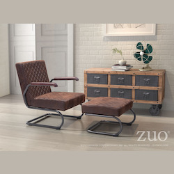 Zuo Modern Father Lounge Chair