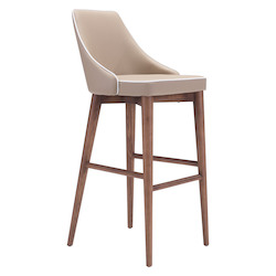 Zuo Modern Moor Bar Chair