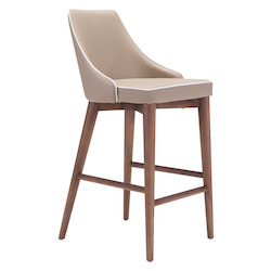 Zuo Modern Moor Counter Chair