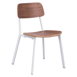 Zuo Modern Cappuccino Dining Chair