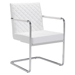 Zuo Modern Quilt Dining Chair