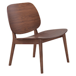 Zuo Modern Priest Lounge Chair