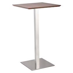 Zuo Modern Malmo Bar Table