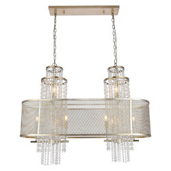 Legacy 10-Light Chandeliers