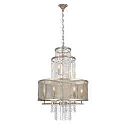 Legacy 8-Light Chandeliers