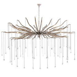 Willow 8-Light Chandeliers