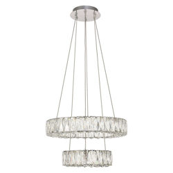 Monroe 17.7 Inch Led Chandeliers