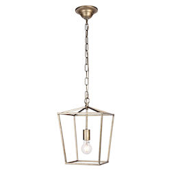 Living District LD6008D9S Maddox 1-Light Pendant