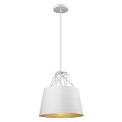 Bethel YS7703-1PS-WH Bethel Ys7703-1Ps-Wh Single Pendant Lighting