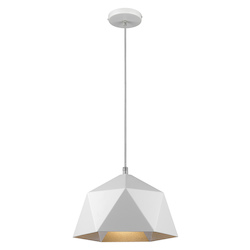 Bethel YS7702-1PS-WH Bethel Ys7702-1Ps-Wh Single Pendant Lighting