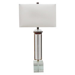 Bethel JTL41RC-PN Bethel Jtl41Rc-Pn Table Lamp