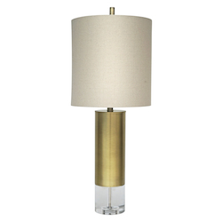 Bethel JTL39GV-AB Bethel Jtl39Gv-Ab Table Lamp